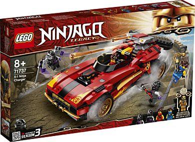 Lego X-1 Ninjabil 71737