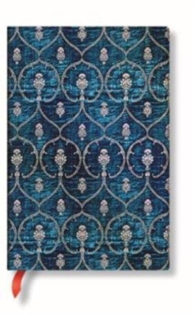 Notatbok Paperblanks Blue Velvet Mini Lin