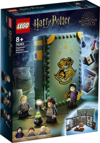 Lego På Galtvort: Time i eliksirer 76383