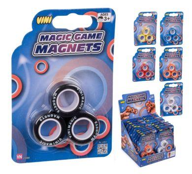 Leke Magic Finger Magnets
