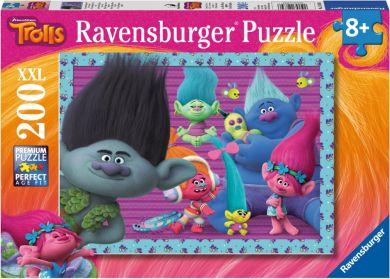 Puslespill 200 Trolls Ravensburger
