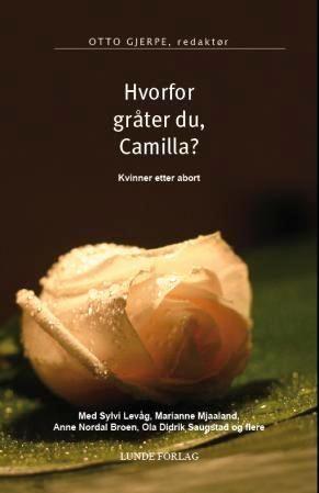 Hvorfor gråter du, Camilla?