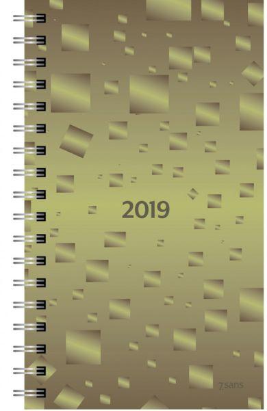 7.Sans Datum Spiralisert Plast