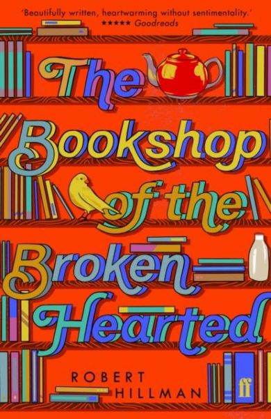 The bookshop of the broken-hearted