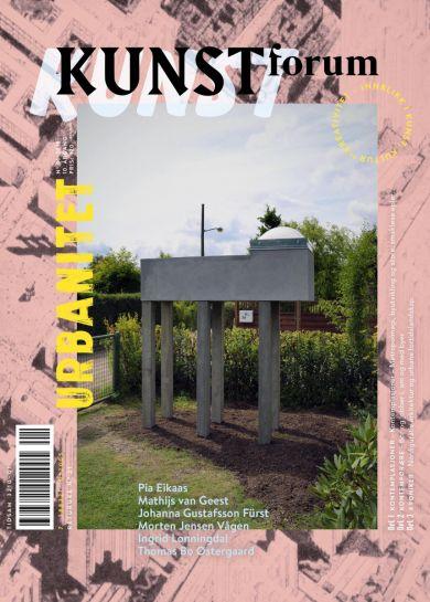 Kunstforum. Nr. 1 2018