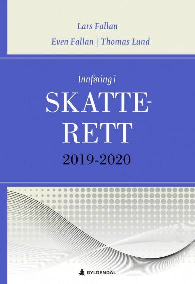 Innføring i skatterett 2019-2020