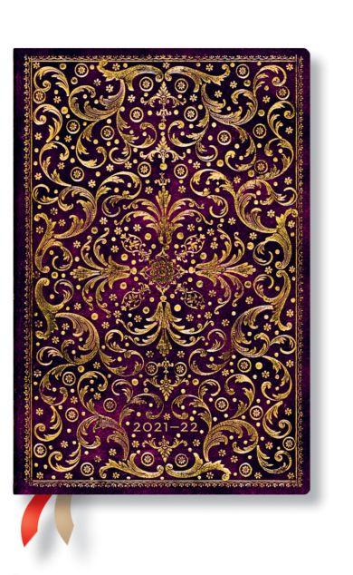 Kalender Paperblanks 18M 21/22 Mini Aurelia Uke