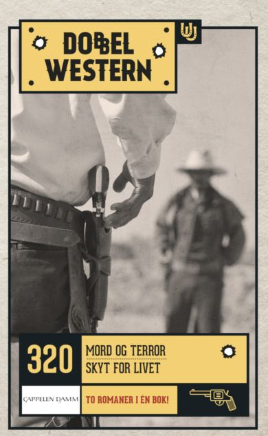Mord og terror ; Skyt for livet