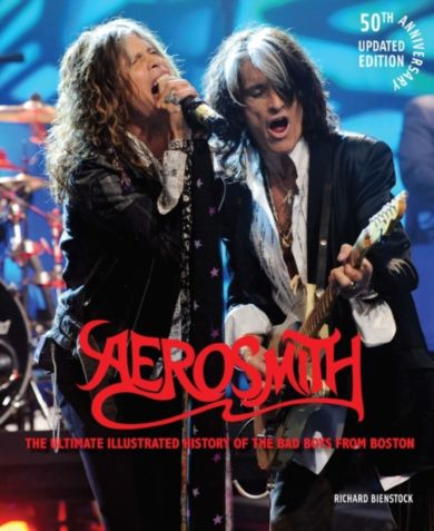 Aerosmith, 50th Anniversary Updated Edition
