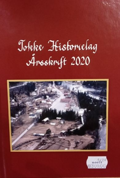 Tokke historielag Årsskrift 2020