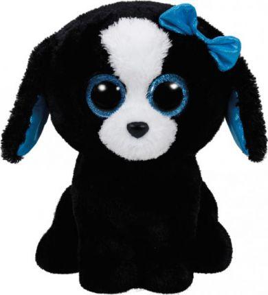 Bamse Ty Tracey Blackwhite Dog Medium