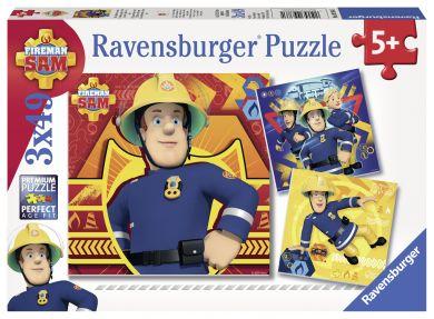 Puslespill 3i1 Avengers Ravensburger