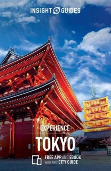 Insight Guides Experience Tokyo (Travel Guide with Free eBook)