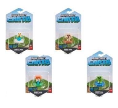 Minecraft Boost Mini Figure Singles Asst