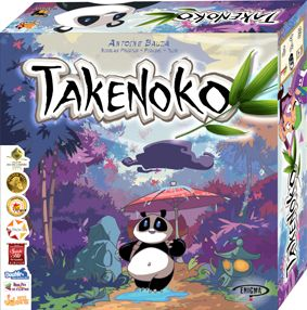 Spill Takenoko