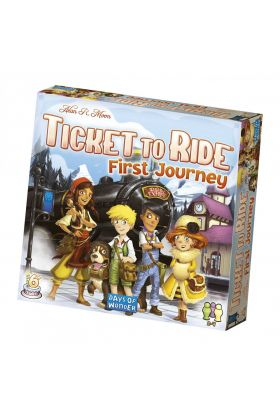Spill Ticket To Ride My First Journey