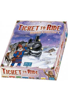 Spill Ticket To Ride Norden