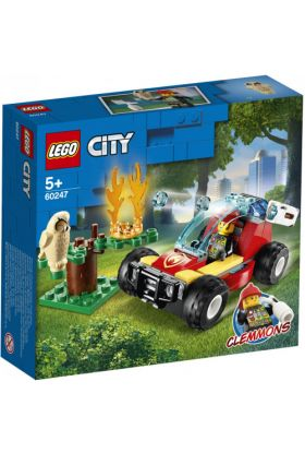 Lego Skogbrann 60247