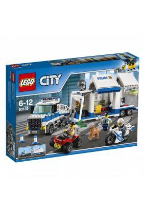 Lego Mobilt Kommandosenter 60139