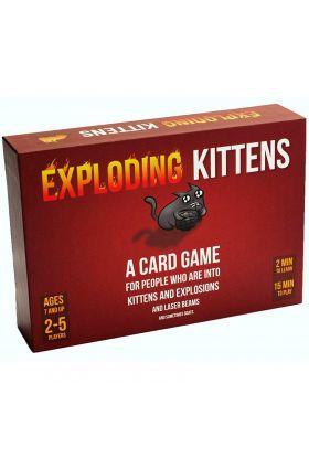 Spill Exploding Kittens