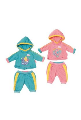 Dukke Baby Born Sporty Collection