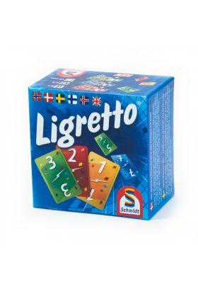 Kortspill Ligretto Blå