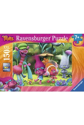 Puslespill Ravensb Trolls 150