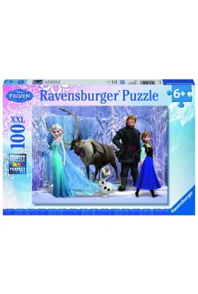Puslespill Ravens 100 Frost