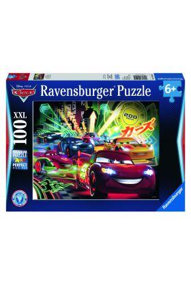 Puslespill Ravensb Disney Cars 100
