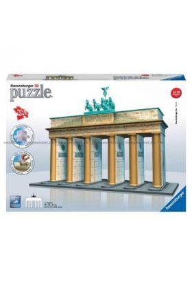 Puslespill 324 3D Brandenburger Tor Ravensburger