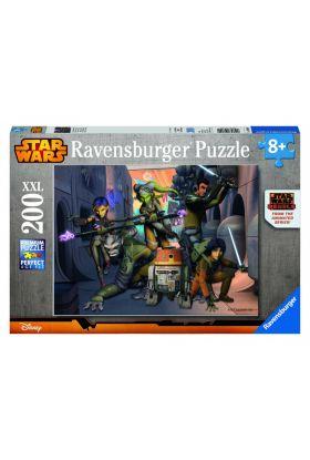 Puslespill 200 Star Wars Ravensburger