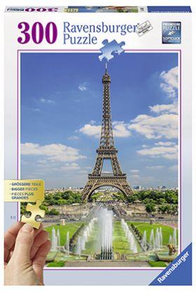 Puslespill Ravensb 300 Eiffel Tower
