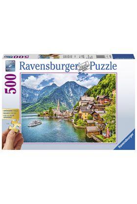 Puslespill 500 Zugspitze Ravensburger