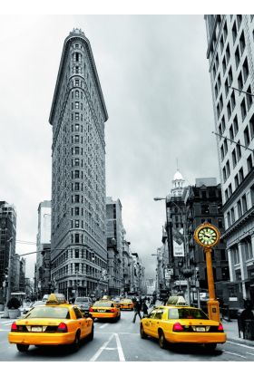PUSLESPILL RB FLAT IRON NEW YORK 500