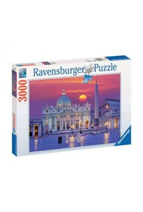 Puslespill 3000 St Peters Cath Ravensburger