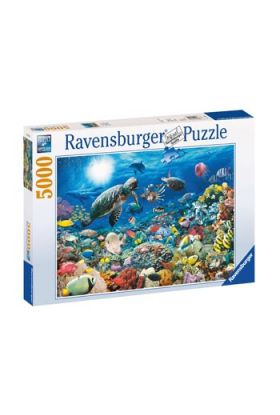 Puslespill 5000 Beneath The Sea Ravensburger