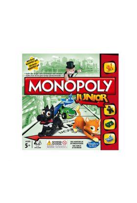 Spill Monopol Junior Ny Utgave
