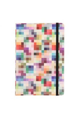 Notatbok Agenzio Pixel M Grid