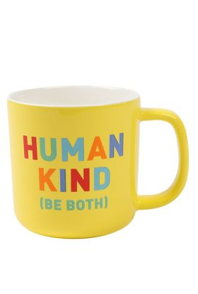 Krus CL Human Kind Ceramic Mug