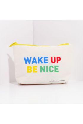 Makeup Bag CL Organic Cotton