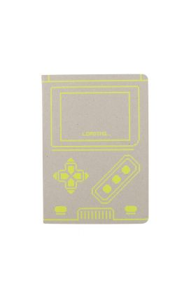 Notatbok OK A6 Gameboy Pixel