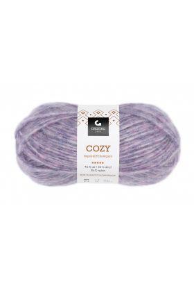 Garn Gjestal Cozy 50g Lavendel melert