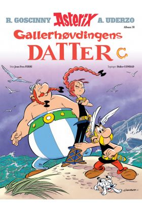 Asterix - gallerhøvdingens datter