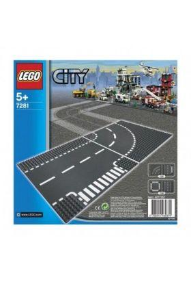 Lego T-Kryss Og Sving 7281