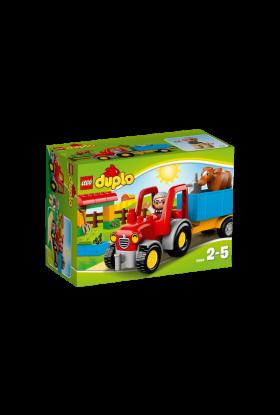 Lego Traktor 10524