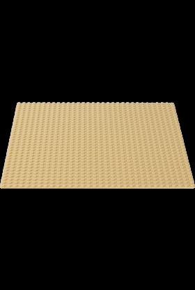 Lego Sandfarget basisplate 10699