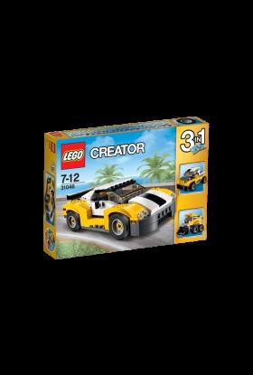Lego Rask bil 31046