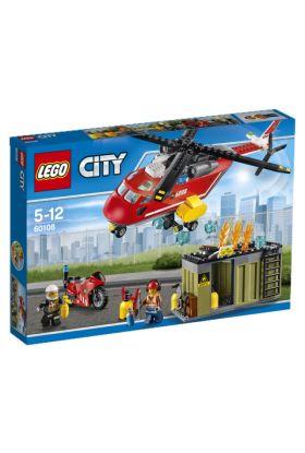 Lego Brannvesenets Utrykningsenhet 60108
