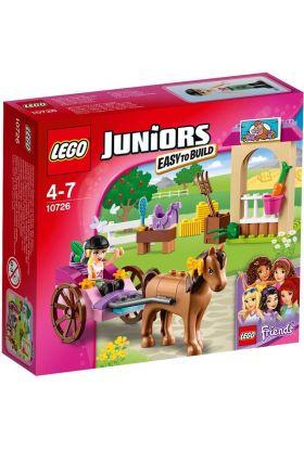Lego Stephanies hestekjerre 10726