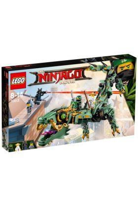 Lego Grønn Ninjarobotdrage 70612
